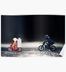 Star Wars Lego Poster