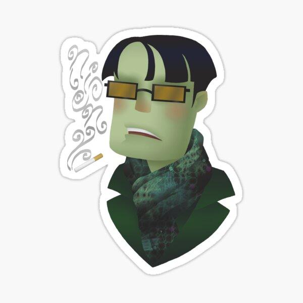 Agent Nein Sticker