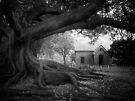 Cemetery Lodge by yolanda