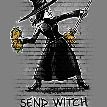 Enviar Witch Sandwich de c0y0te7