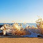 Summer Foam by Oceansoul  Photografix - Susie Thomspon