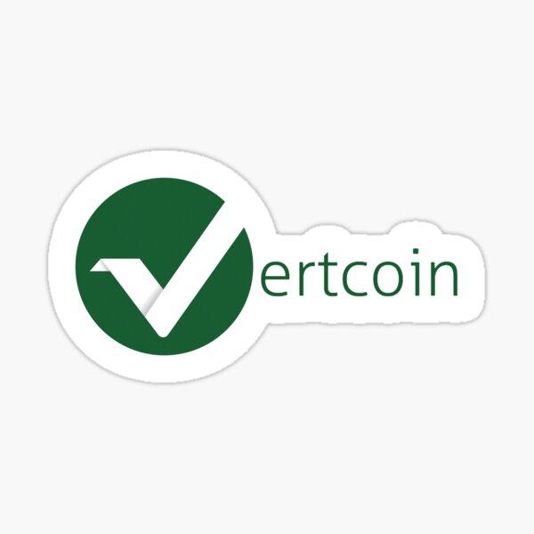 Vertcoin VTC Sticker