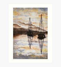 windermere Art Print