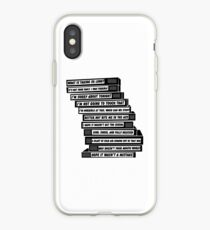 B'99 Sex Tapes iPhone Case
