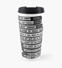 B'99 Sex Tapes Travel Mug