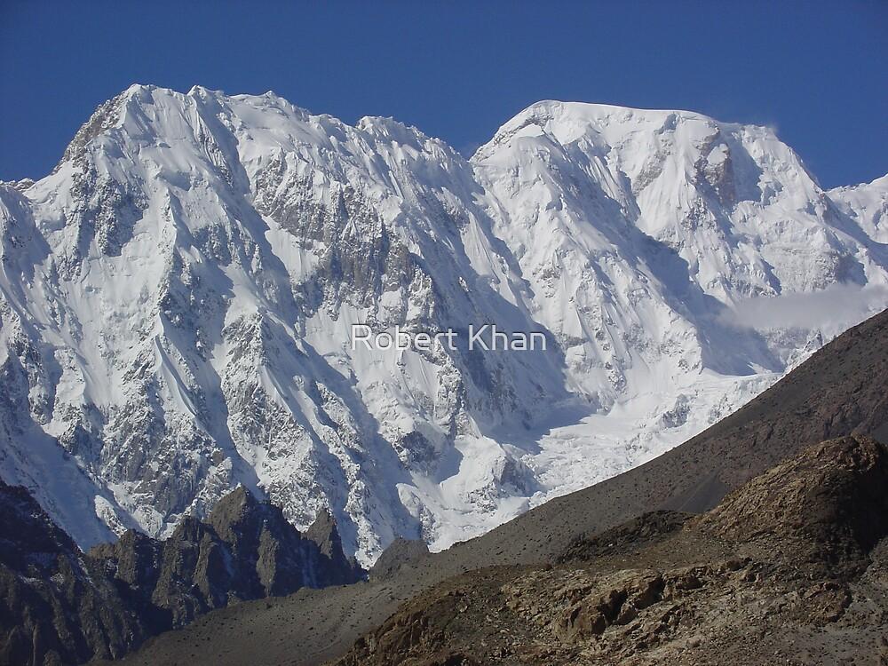 View from Gilgit by Robert Khan