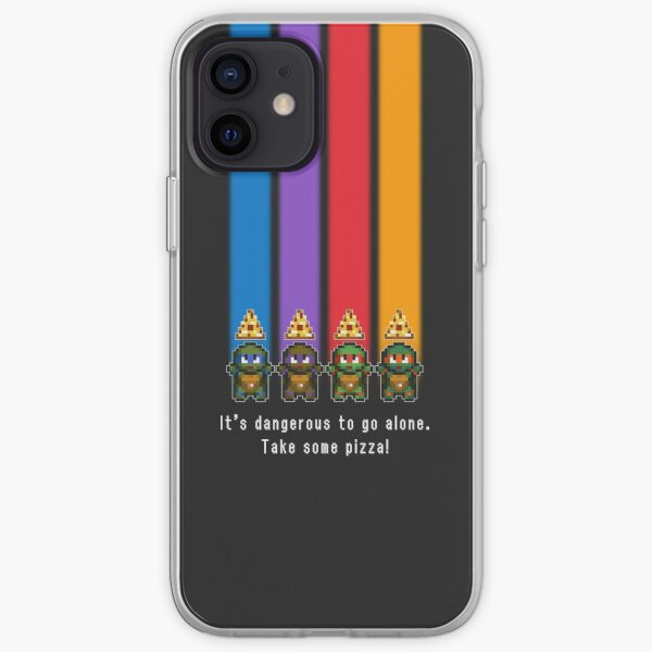 The Legend of TMNT - Brothers iPhone Soft Case