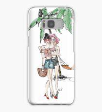 Beach Babe Samsung Galaxy Case/Skin