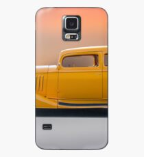1933 Pontiac Deluxe 8 Touring Sedan 'Profile' I Case/Skin for Samsung Galaxy