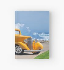 1933 Pontiac Deluxe 8 Touring Sedan IV Hardcover Journal