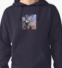 Queen of the Thrones of Air Pullover Hoodie