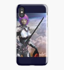 Queen of the Thrones of Air iPhone Case
