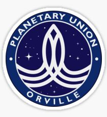 The Orville Sticker