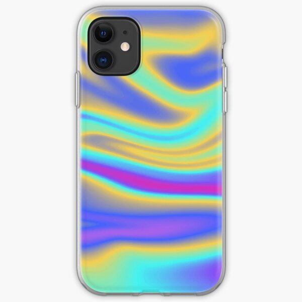 Holographic design iPhone Soft Case