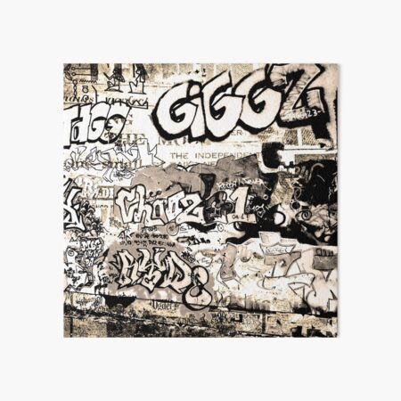 Graffiti  Art Board Print
