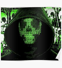 Dedsec watch dogs Poster