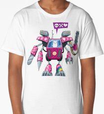 Robo-pussycat Long T-Shirt