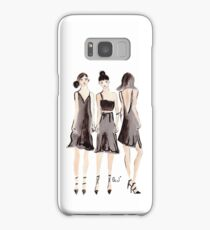 Little Black Dress Samsung Galaxy Case/Skin