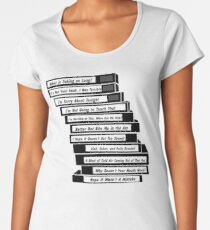 Brooklyn 99 Sex Tapes Women's Premium T-Shirt