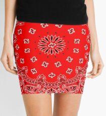 Crip Mini Skirts | Redbubble