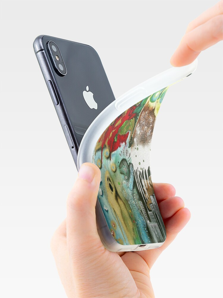 Alternate view of Resurrection iPhone Case & Cover