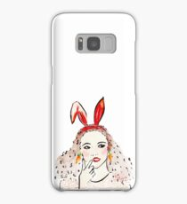 I couldn't carrot less Samsung Galaxy Case/Skin