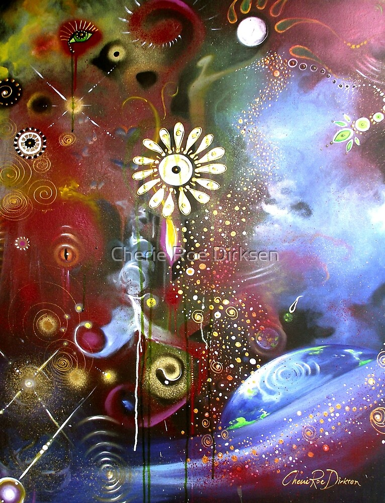 Escapism by Cherie Roe Dirksen