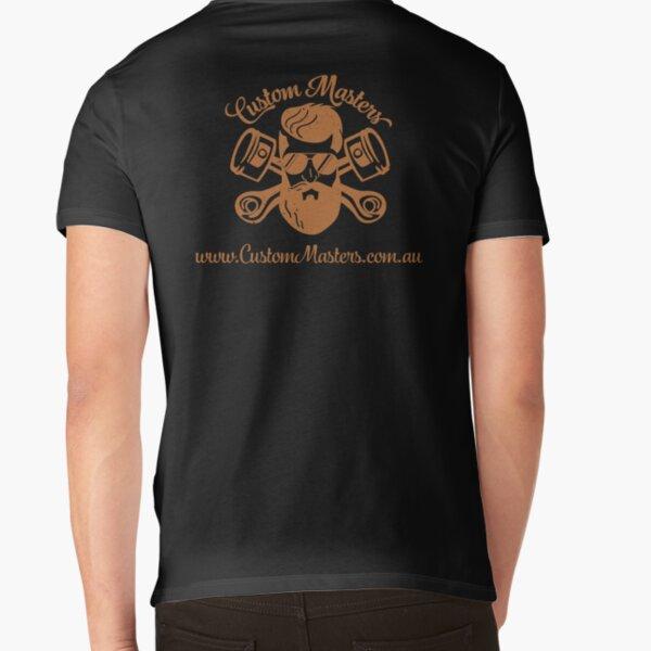 Copper Custom Masters V-Neck T-Shirt
