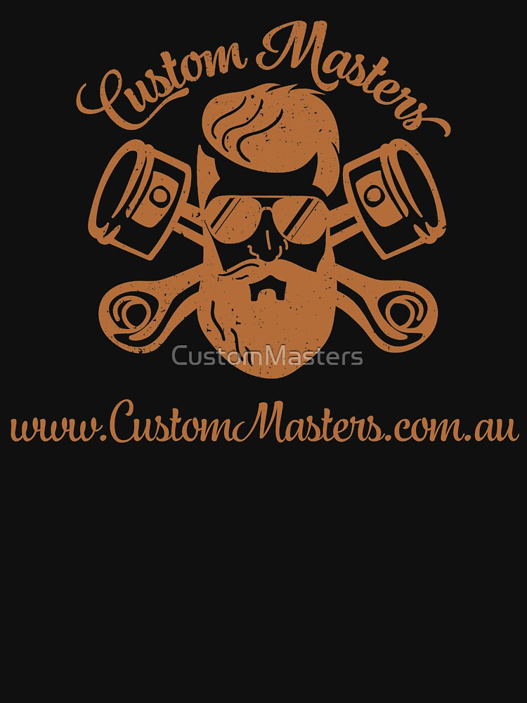 Copper Custom Masters by CustomMasters