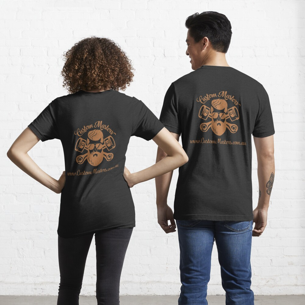 Copper Custom Masters Essential T-Shirt