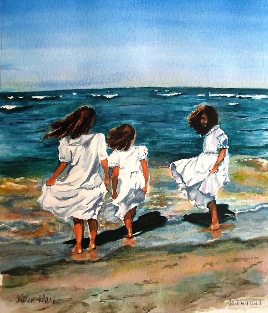Windy Day by Karen Ilari