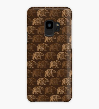 Bear Spirit Case/Skin for Samsung Galaxy