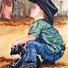Farmhand by Karen Ilari