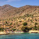 The Beach at Kania by Tom Gomez
