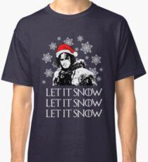 Let it snow - Christmas  Classic T-Shirt