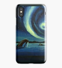 Whale Watching phone Case iPhone Case/Skin