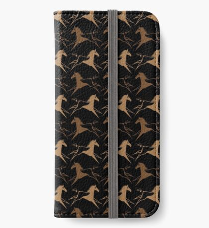 Horse Nation iPhone Wallet