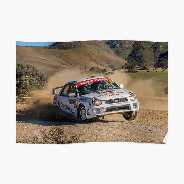 Zayne Admiraal - 2017 Lightforce Rally SA - Rally of the Heartland Poster