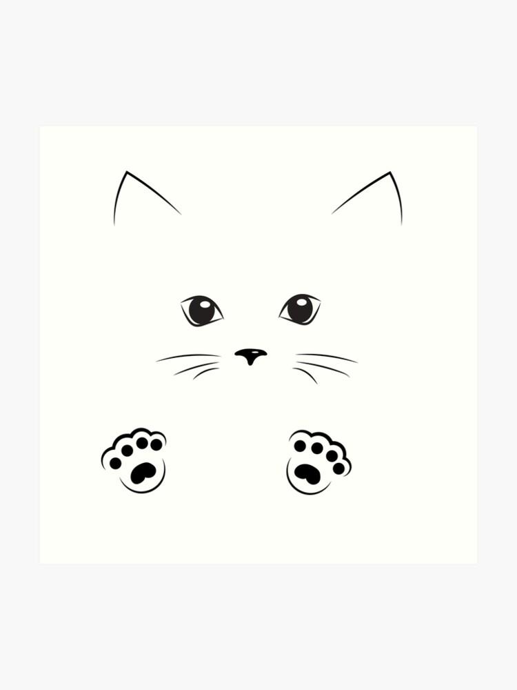 Drawing Cat Face Max Installer