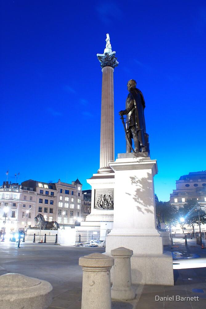 Trafalgar Square, London by Daniel Barnett