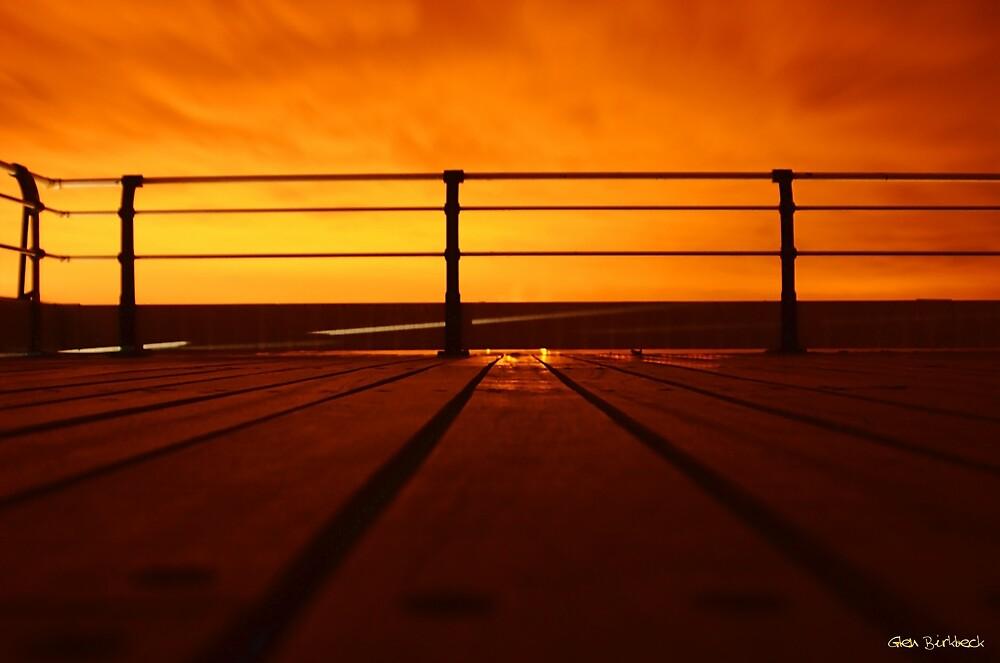 From the boardwalk by Glen Birkbeck