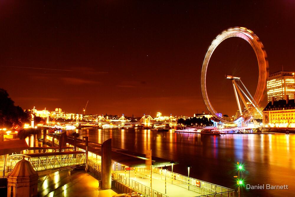 View from Westminster Bridge by Daniel Barnett