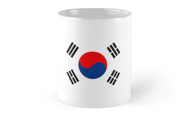 South Korea, 대한민국 by all-flags