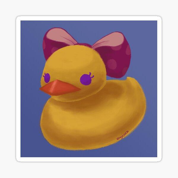 Splatoon 2 Ente Fanart Sticker