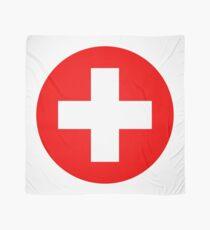 Switzerland, Schweiz, Switzerland Scarf