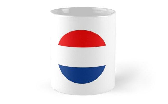 Netherlands, Nederland, Netherlands by all-flags