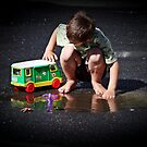 Have Puddle...Have Fun by bribiedamo