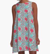 SSDGM A-Linien Kleid