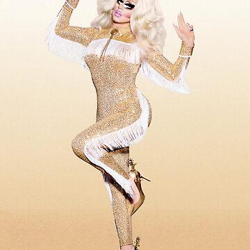 Trixie Mattel Promo Look by memekween