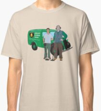 Russell & Hugh - Jewellery Retrieval Service - DMDC - Detectorists Classic T-Shirt